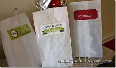 12 Days of Teacher Appreciation Gifts from mudpiestudio.blogspot.com