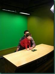 jake and dad tv at MOD2