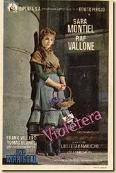 La Violetera, 1958-1