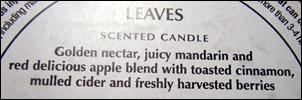 Slatkin & Co. Leaves