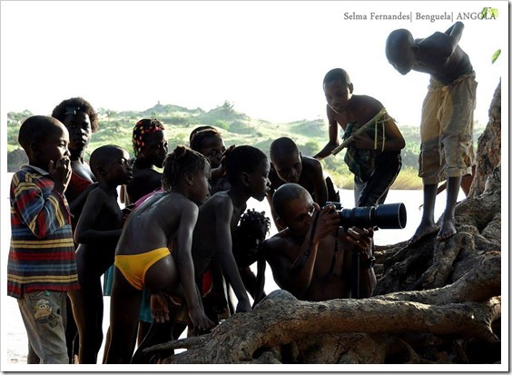 Solidao Politica em Angola