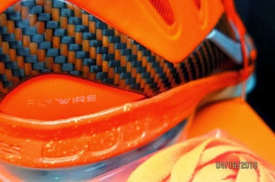 nike lebron 9 ps elite lebron pe galaxy 3 06 Detailed Look at Nike LeBron 9 P.S. Elite Galaxy PE