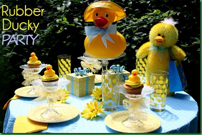 ducky party