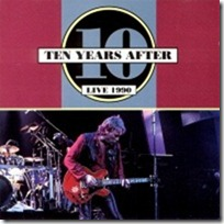 Discografia em conta-gotas: Ten Years After - Live 1990