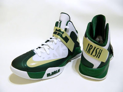 nike zoom soldier 6 pe svsm home 4 01 Detailed Look at Nike Zoom Soldier VI SVSM Fighting Irish PEs