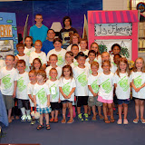 WBFJ Keeping the Kool in Bible Skool - North Oak Ridge Baptist - Boonville - 7-15-14