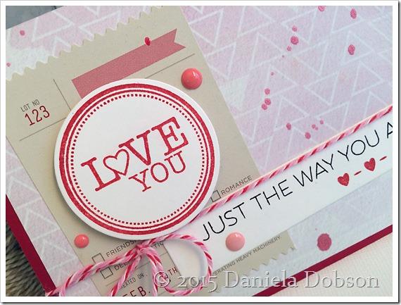 Love you close by Daniela Dobson