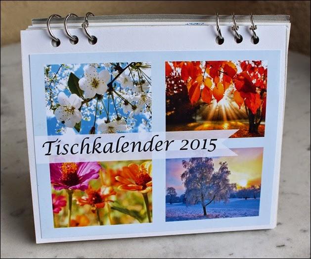 Tischkalender 2015 selbermachen basteln Blanko Vorlage 03