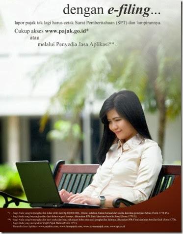 e-Filing di taman