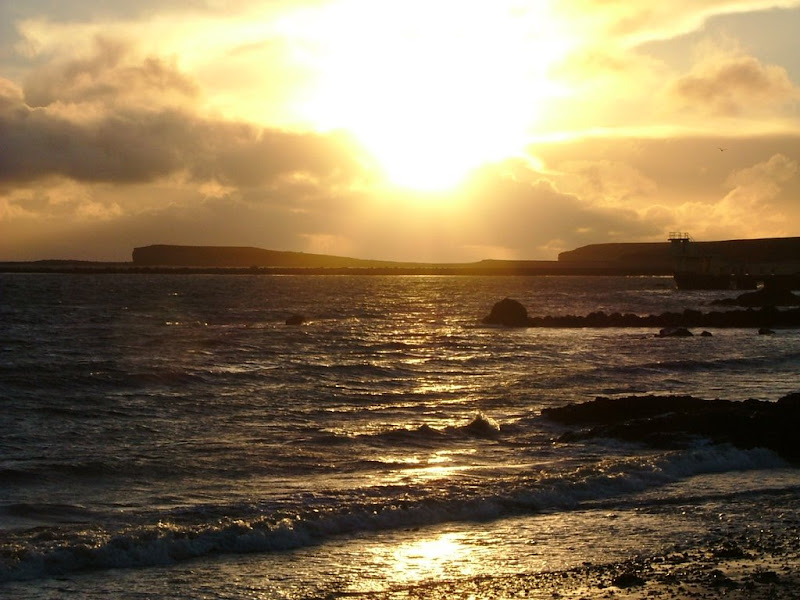 A Golden Galway Sunset-Anne Louise Bohan.JPG