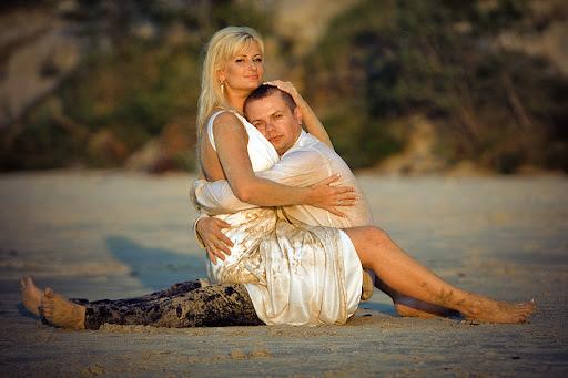 Ślub nad morzem - Świnoujście
