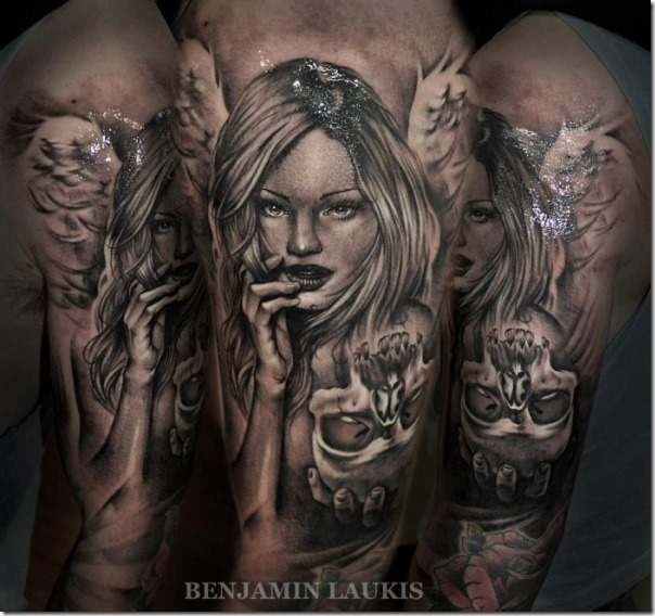 Tatuagem por Benjamin Laukis (10)