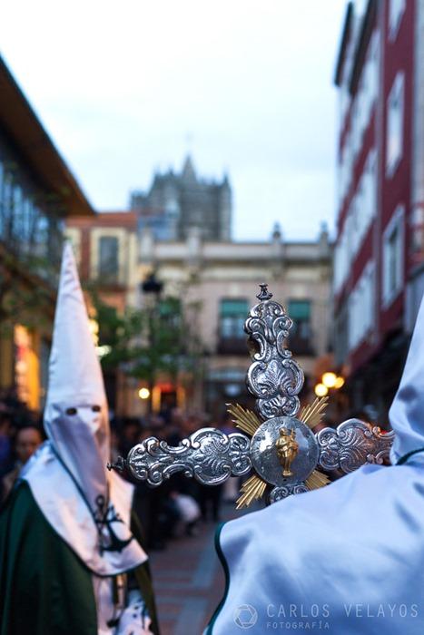 Cruz Hacia la Catedral