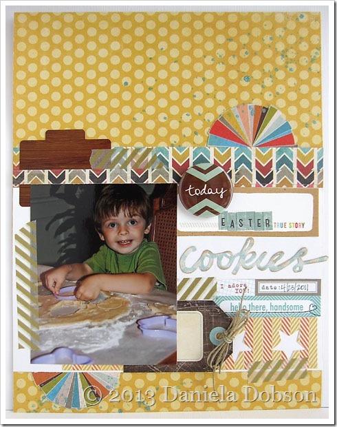 Cookies by Daniela Dobson