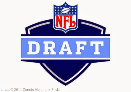 'NFL Draft' photo (c) 2011, Zennie Abraham - license: http://creativecommons.org/licenses/by-nd/2.0/