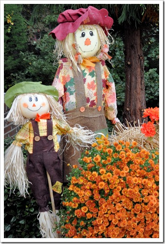 Scarecrow Decoration