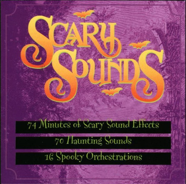 120 Scary Sounds for Ultimate Horrific Fun