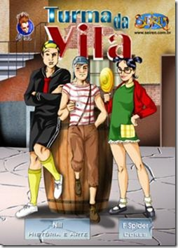 Hentai - Chaves