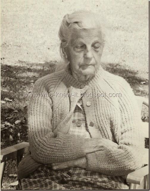 Mabel McAboy c 1965