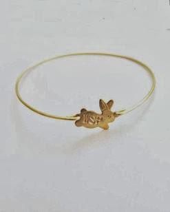 SAS bunny mono bracelet