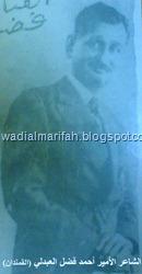 الشاعر الأمير القمندان