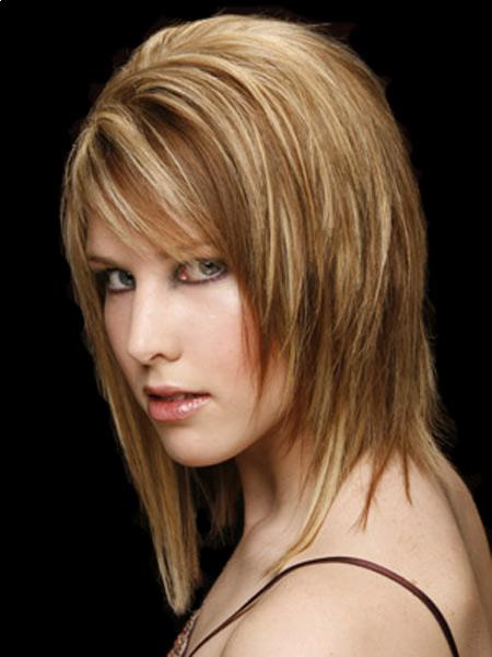 Medium Hairstyles 2013 for Straight Hair