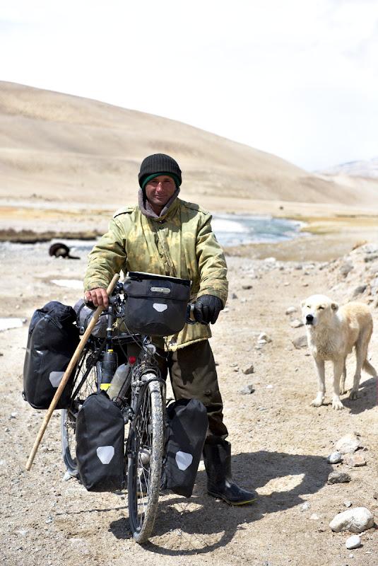 Unul din localnicii din Langar, si unul din ultimii tadjici intalniti.