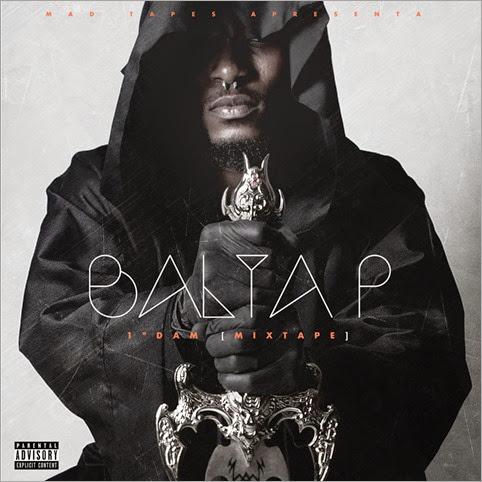 Balta P - 1º Dam [Mixtape] Capa