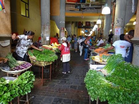 Obiective turistice Mauritius: Piata Mare Port Louis