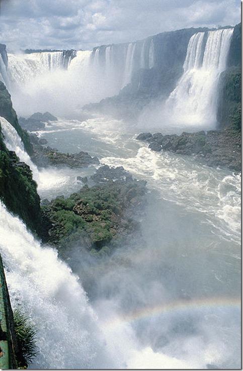 Iguacu Falls - Wikimedia Commons - Photographer Reinhard Jahn