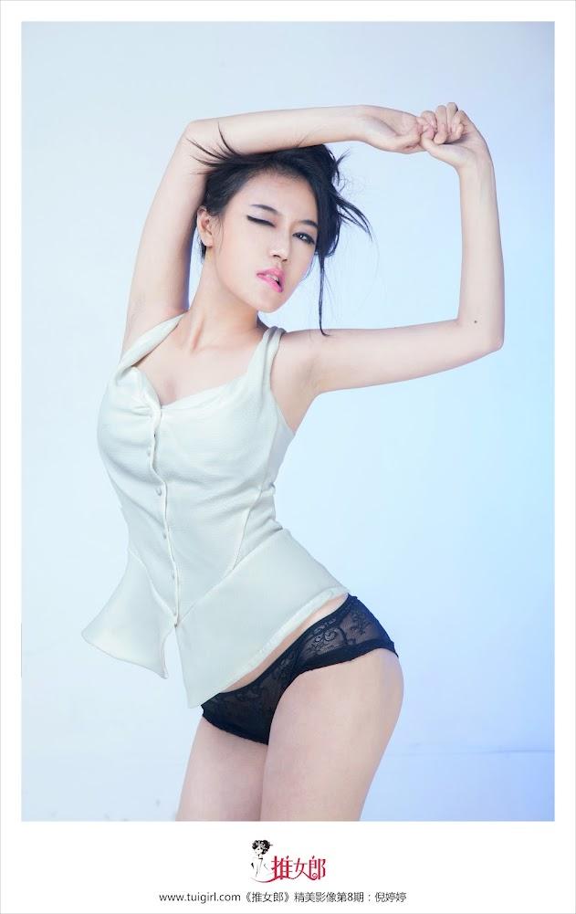 1539283590_ni-ting-ting_17 [TuiGirl.Com] No. 008 - Ni Ting Ting