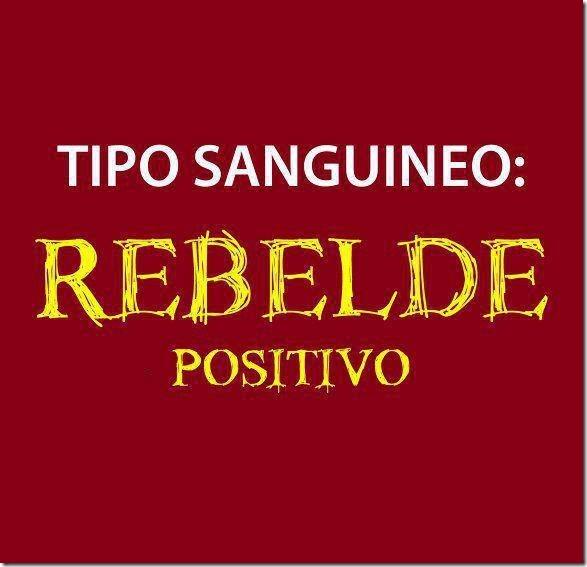 rebelde positivo