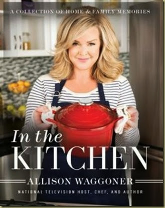 In The Kitchen by Allison Waggoner - Thoughts in Progress Feb. 11