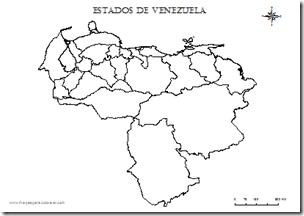 Mapa de Venezuela jugarycolorearr (2)