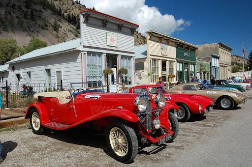1934 Lagonda Tourer