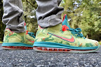 nike lebron 9 low pe lebronold palmer 5 03 Nike LeBron 9 Low LeBronold Palmer Alternate   Inverted Sample