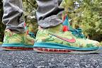 nike lebron 9 low pe lebronold palmer 5 03 Nike LeBron 9 Low LeBronold Palmer Alternate   Inverted Sample