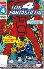 P00114 - Los 4 Fantásticos v1 #116