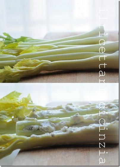 sedano & gorgonzola