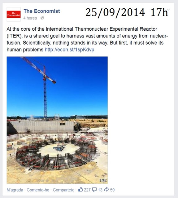 ITER The Ecomist 25092014 17h
