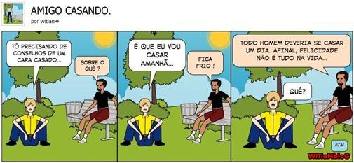 AMIGO CASANDO -