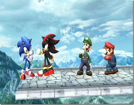Sonic (100)