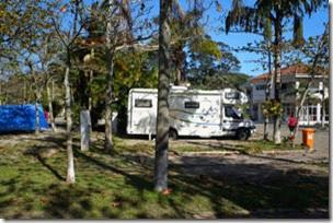 Camping da Lagoa da Conceição - Florianópolis 1