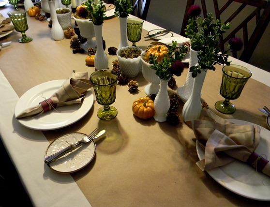 Thanksgiving table7