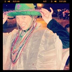 Mardi Gras Instagram