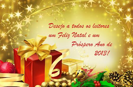 Postal de Natal 2012