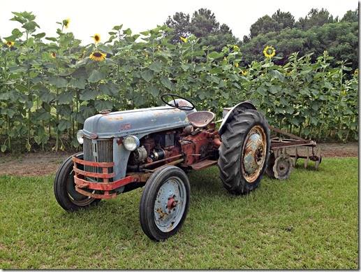 tractor profile