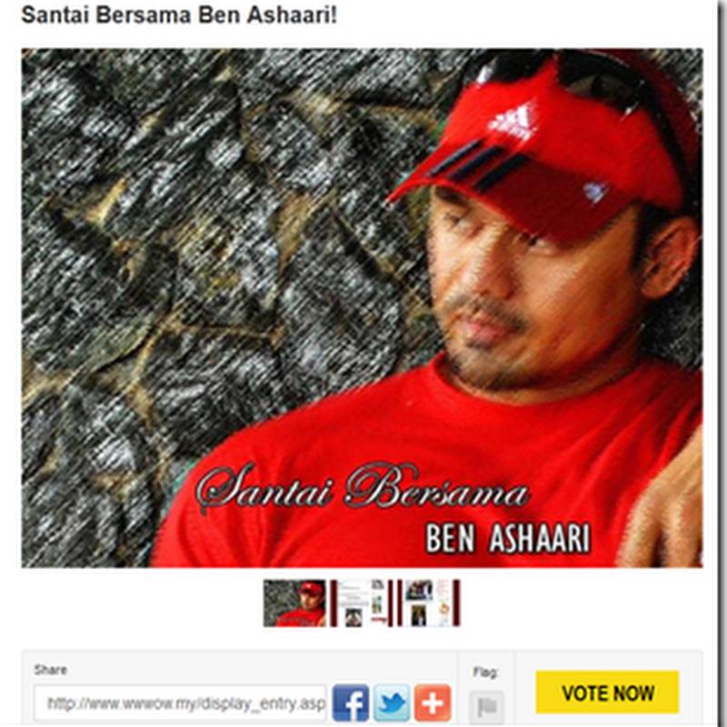 Undi BENASHAARI.COM setiap hari di DIGI WWWOW 2012