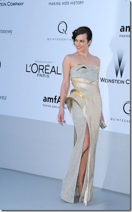 The 2012 amfAR Gala 9NhSFHer3PXl