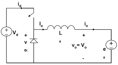 Step-Down/Step-Up (Buck-Boost) Converter